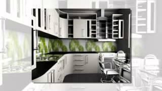 дизайн кухни, современная кухня, дизайн кухонного интерьера небольшой кухни(http://fotohudojnik.jimdo.com/ http://tirasdesigner.blogspot.com/ Дизайн кухни должен быть удобен в эксплуатации самой кухни в кухонном..., 2014-03-11T22:32:43.000Z)
