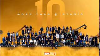 Marvel Cinematic Universe——The Infinity Saga (all theme songs mix) mashup