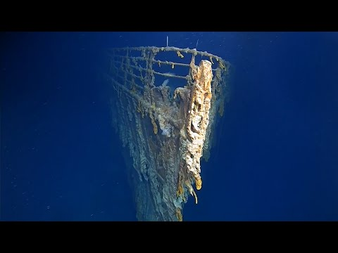 Частная компания из США намерена достать с «Титаника» радиостанцию и сотни артефактов