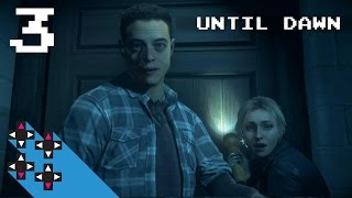 TRAPPED IN THE BASEMENT! (Until Dawn Part 3) — Jump Scares