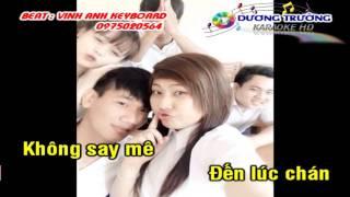 [Karaoke Nhạc Sống] - Đời Tui Là Của Tui Remix DJ (Beat Vinh Anh Keyboard) Full Beat