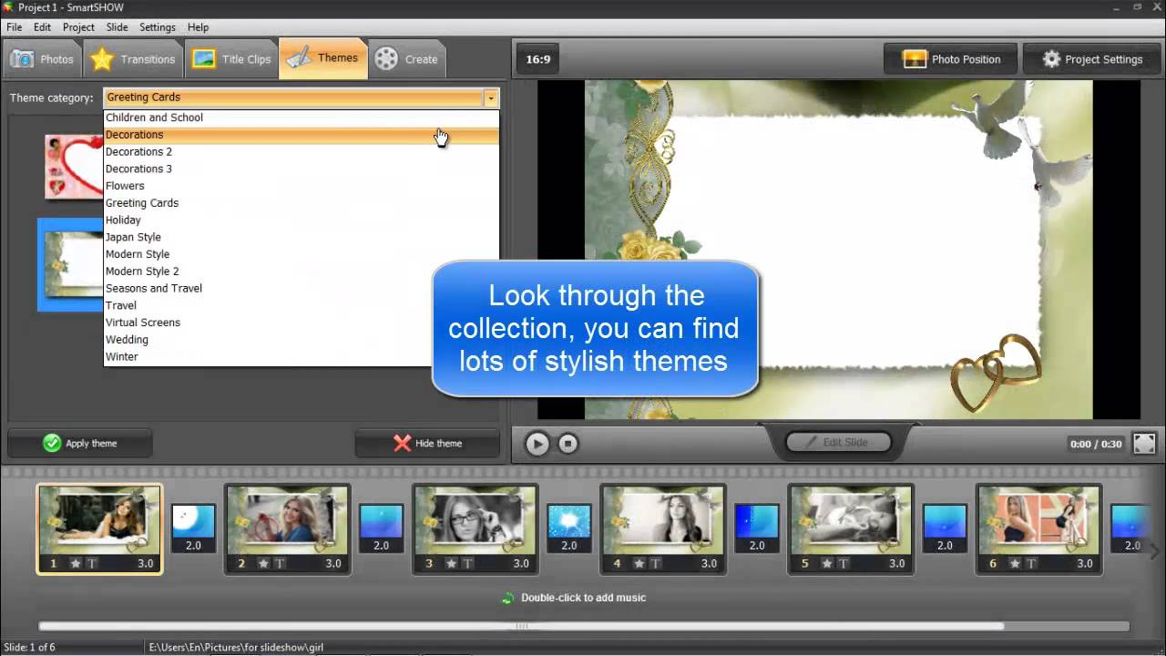 How To Make A Personalized Video Greeting Card
