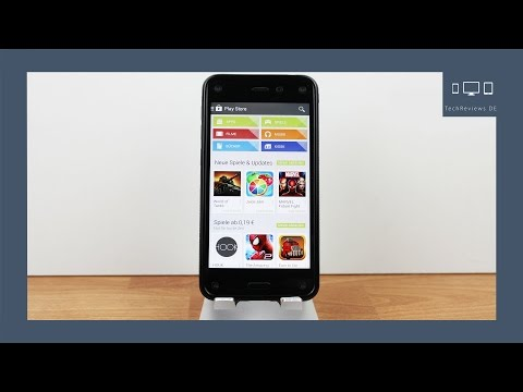 Google Play Store auf Amazon Fire Phone installieren