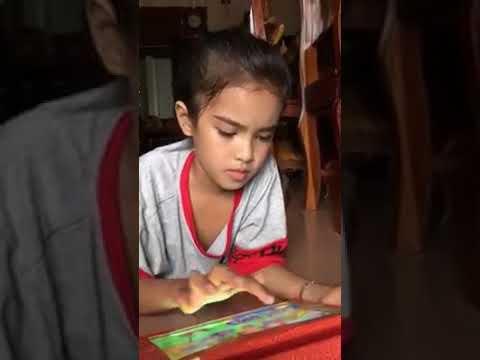 """เด็กสาวน้อยกัมพูชา หน้าตาเหมือน """"ญาญ่า""""ดาราไทย"""