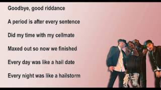 Good Goodbye - linkin park lyrics