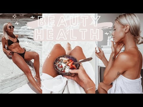 BEAUTY & HEALTH   day in the life