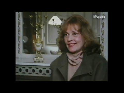 Jeanne Moreau talks about Orson Welles (1982)
