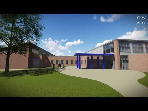 Kensington Parkwood Elementary School 2018 Addition