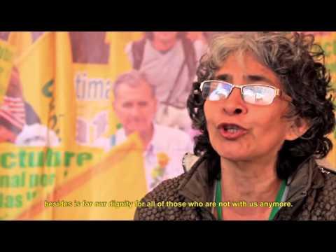 Unión Patriótica documental 2015