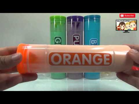 Learn Colors With Slime, Find Surprises In The Slime, Flarp, Gak Toddler Kindergarten Learning Fun