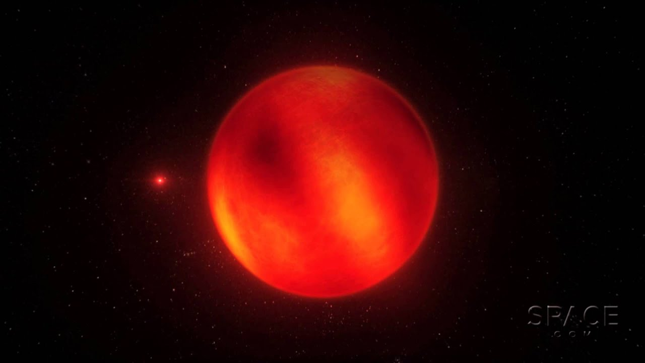 Nearest Brown Dwarf Star Shows Moody Atmosphere - YouTube