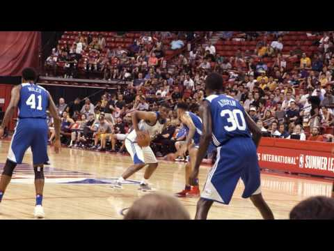 Summer League Spotlight: Kevon Looney