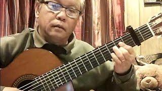 Buồn Ơi ! Chào Mi (Nguyễn Ánh 9) - Guitar Cover by Hoàng Bảo Tuấn