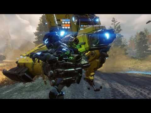 Titanfall 2 Monarch Barrage!!!