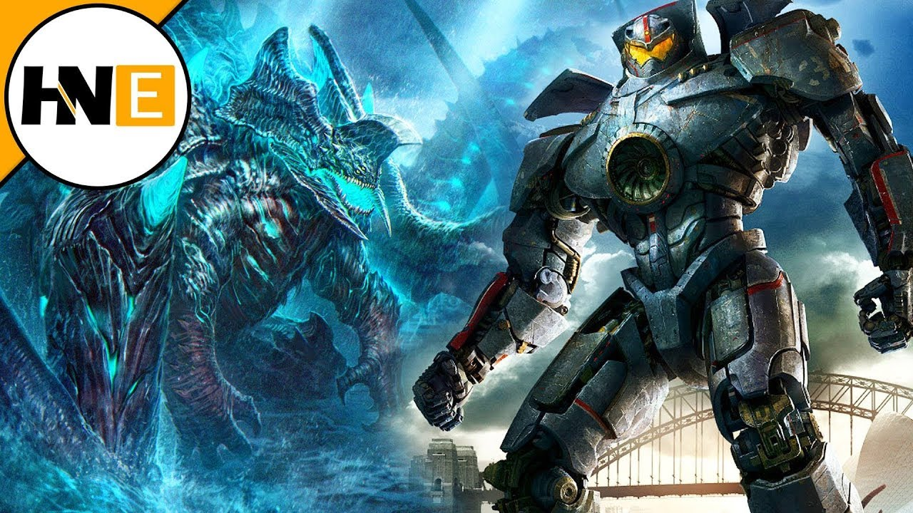 Pacific Rim Anime Series Announced By Netflix Youtube