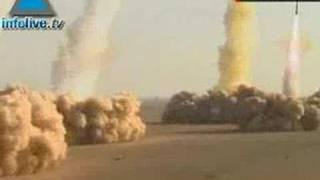 ايران تعلن عن صاروخ عاشوراء مداه 2000 كم