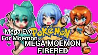 Mega Moemon FireRed ios