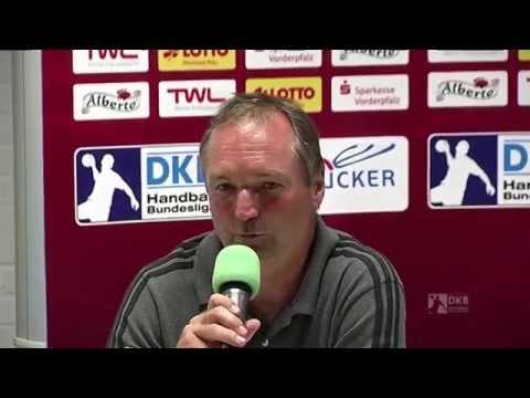 Pressekonferenz TSG Ludwigshafen-Friesenheim vs. FRISCH AUF! Göppingen