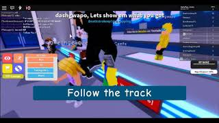 Roblox Rap Battles - Blondie vs Quackie.