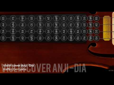 Violin cover Anji - Dia (Android music app)