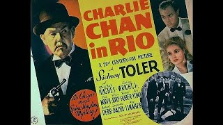 Charlie Chan in Rio 1941 (ENGLISH)