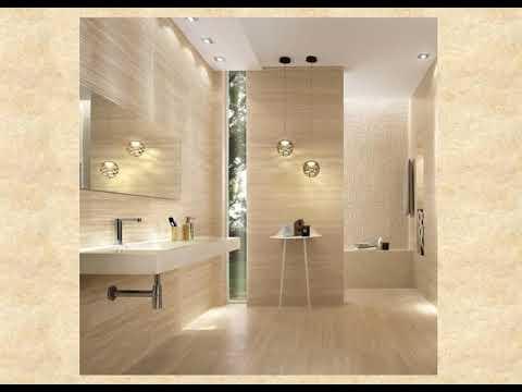 Baños Modernos Con Revestimientos
