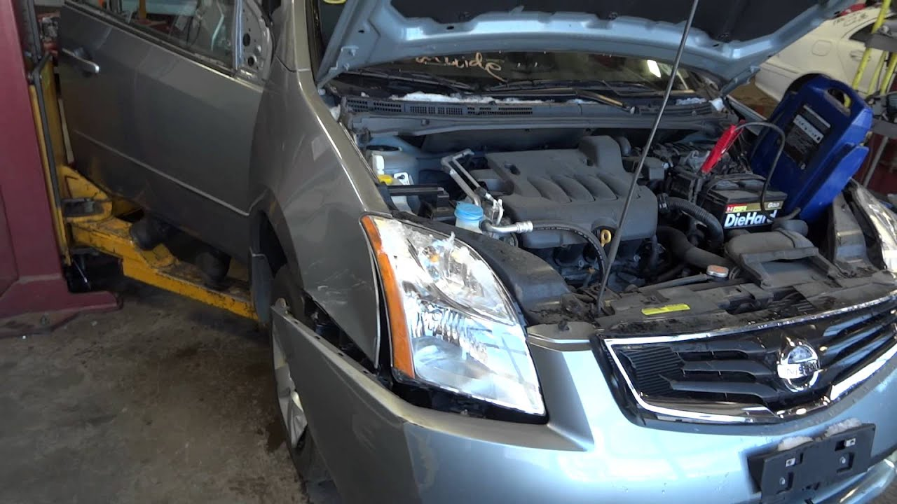 12k In Miles >> 2010 Nissan Sentra 2.0L engine with 12k miles - YouTube