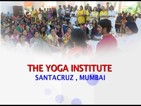 The Yoga Institute: Santacruz, Mumbai | Swami Ramdev | 24 Jan 2016 (Part 1)
