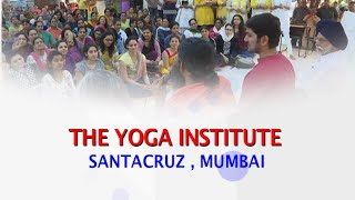 The Yoga Institute: Santacruz, Mumbai | Swami Ramdev | 24 Jan 2016 (Part 1)