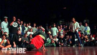 The Notorious IBE seven2smoke Teaser 2011 | Bboy Event in Holland