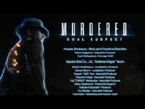 Murdered: Soul Suspect Kinec' |