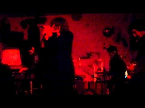 "Max Prosa - Zauberer - live acoustic ""Somewhere in Munich"" 2013-03-25"