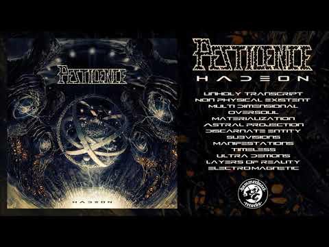 Pestilence - Hadeon (Full Album Stream)