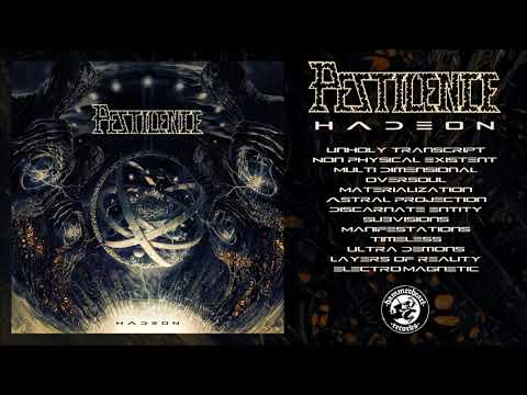 Pestilence - Hadeon (Full Album Stream)