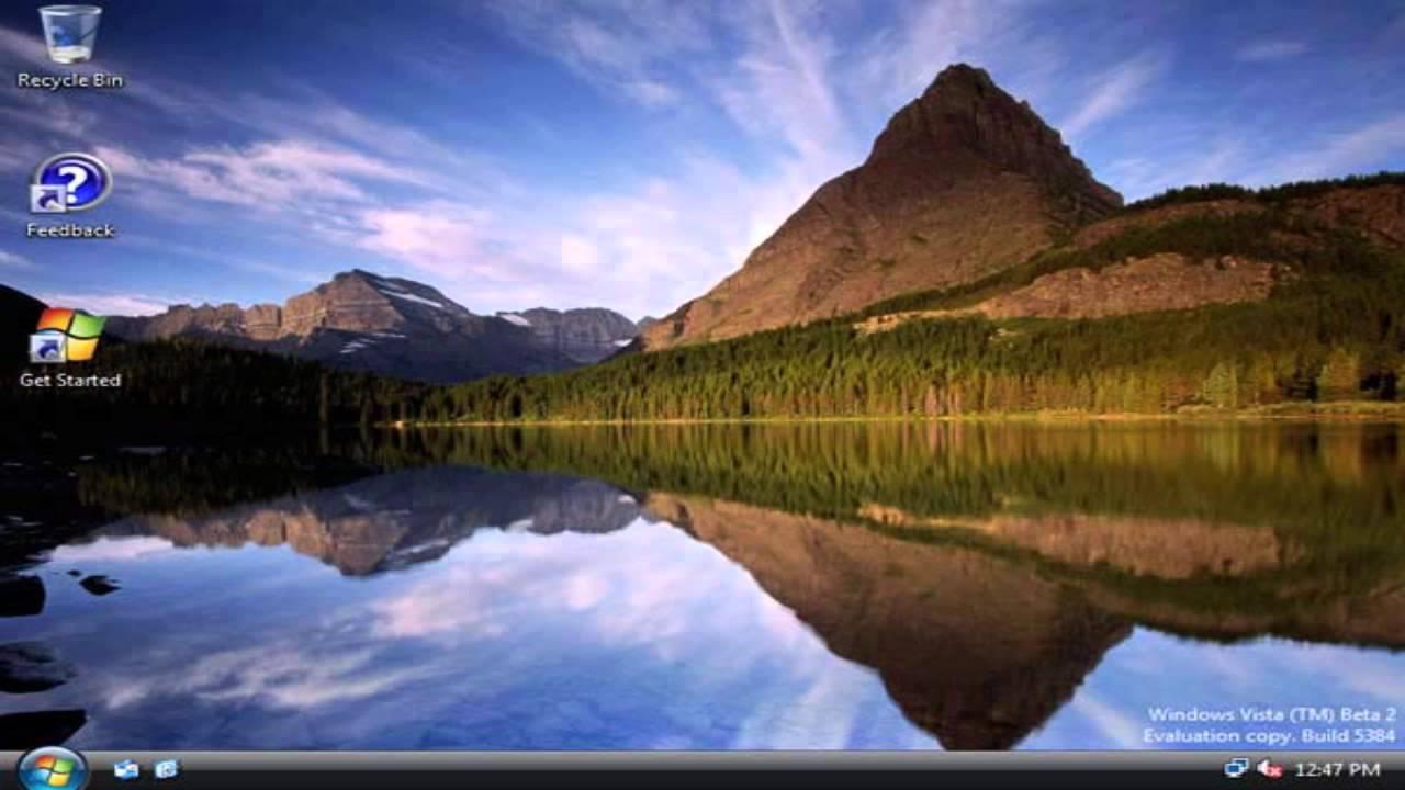 Windows Vista Beta 2 Parody - YouTube