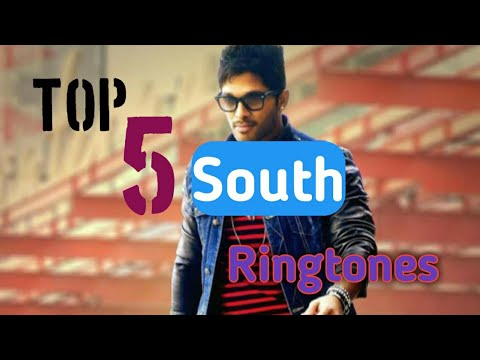 South top 5 ringtones || south ringtones || best ringtones for 2018😍 || and impress girls ...