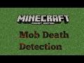 MCPE Tutorials   Mob Death Detection Using Command Block