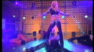 Britney Spears - Overprotected - live