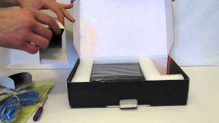 Thermaltake MAX 5G External HDD Enclosure Overview