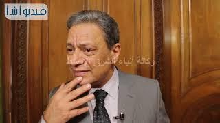 بالفيديو : جبر :  أي خطوة بشأن أزمة نادي الزمالك تتم بالتنسيق مع نقيب الصحفيين
