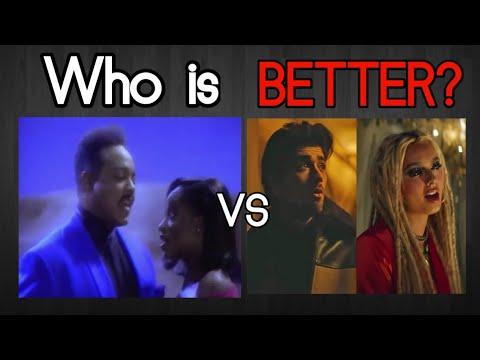 Peabo Bryson And Regina Belle Vs ZAYN And Zhavia Ward [Who Sing It BETTER ?][ A Whole New World ]
