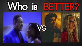 Peabo Bryson and Regina Belle vs ZAYN and Zhavia Ward [Who sing it BETTER ?][ A Whole New World ]