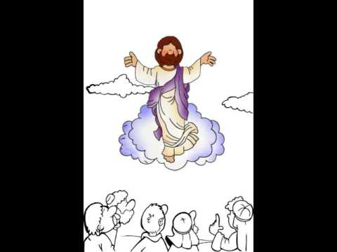 Tuhan Yesus Naik Ke Surga Youtube