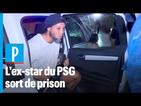 Ronaldinho sort de prison mais reste assigné à résidence au Paraguay