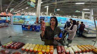 Египет 2021 Какие сейчас цены на фрукты и морепродукты Самый популярный магазин у местных