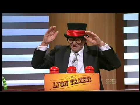AFL Footy Show   Last Of The Lyon Tamer Round 22 2011