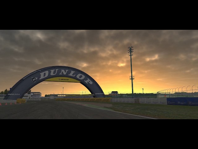 iRacing Presents - Dynamic Sky and Day/Night Transitions