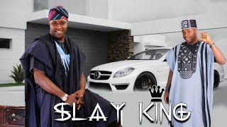 SLAY KING - Latest Yoruba Movie starring  Femi Adebayo| Joke Jigan | sukanmi Omobolanle|Murphy