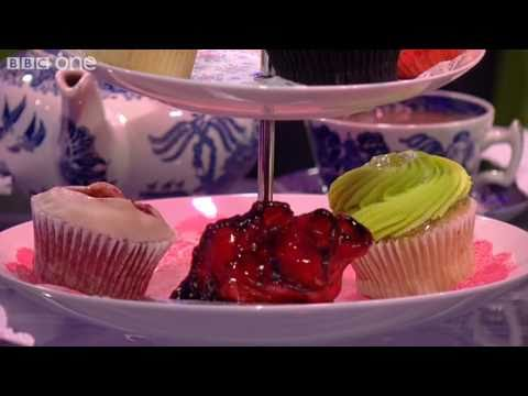 XRated Cake Gets Dawn French Howling  The One   BBC One