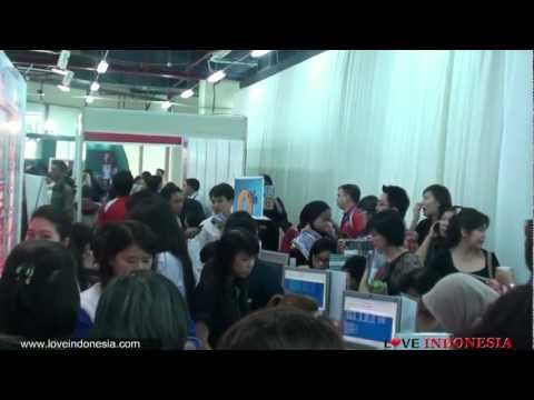 ITHF 2011 (Indonesia Travel & Holiday Fair) dengan Tema World on Sale di Grand Indonesia (HD)